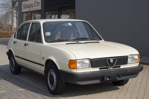 Alfa Romeo Alfasud serie 2