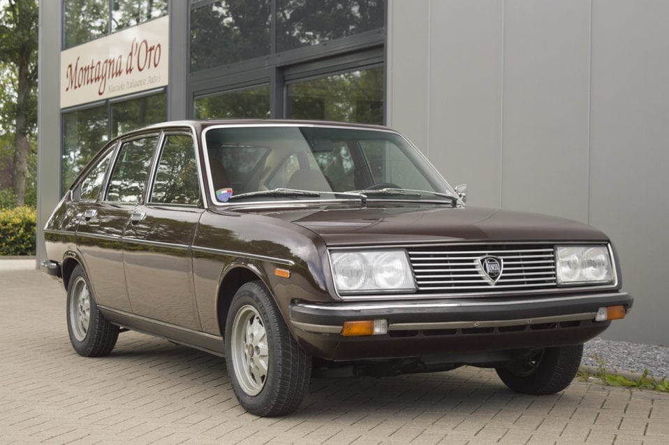 Lancia Beta 1600 Berlina
