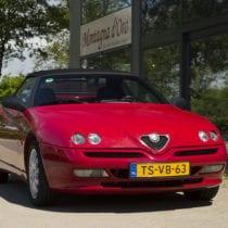 Alfa Romeo 916 Spider