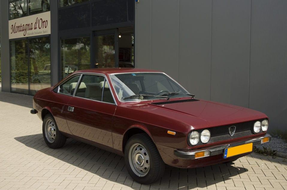 Lancia Beta 1300 Coupe